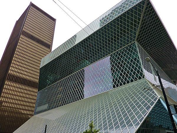 Jour 30 Seattle 4 Bibliothèque