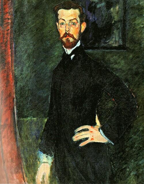 2-Modigliani / Il voulait être sculpteur !