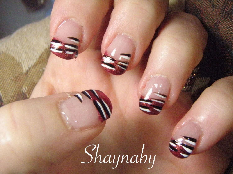 Tigresse shaynaby - Modele dessin ongle gratuit ...