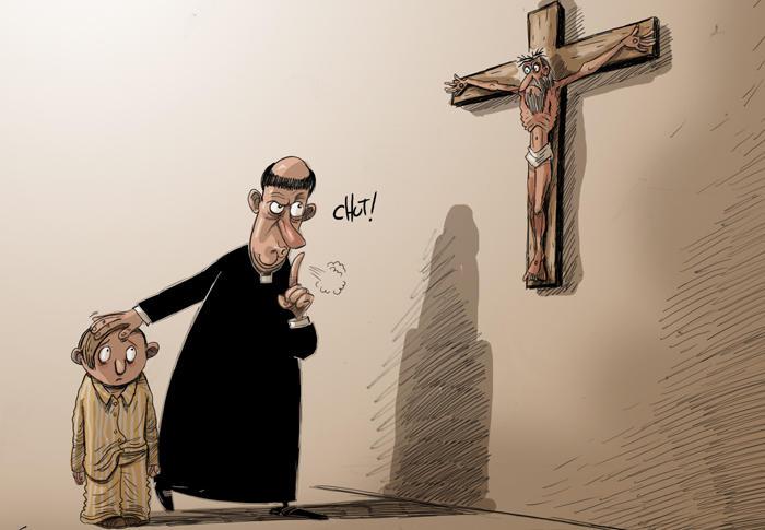 En Australie, l'histoire glaçante de ces prêtres pédophiles qui s'échangeaient des enfants !