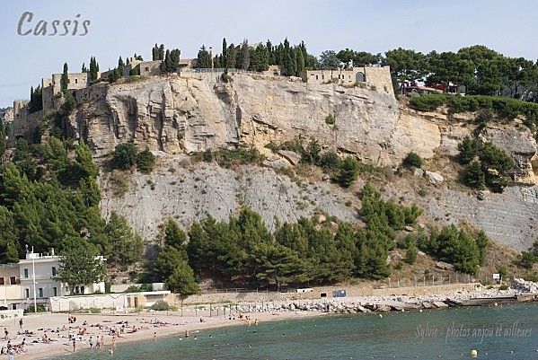 Cassis plage