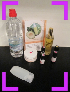 Crème visage ~ Soin intense nutritif et anti-âge à l'Avocat ◊ Aroma-zone
