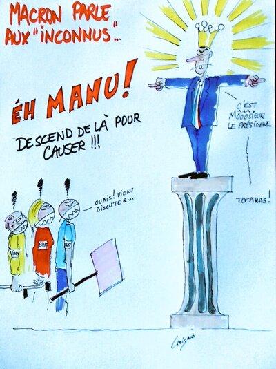 Macron,