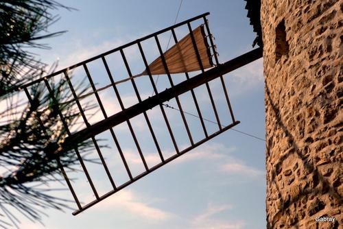 Cucugnan : le village et son moulin ... n 2