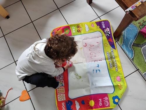 Activités de vacances pour un enfant de 2 ans et demi