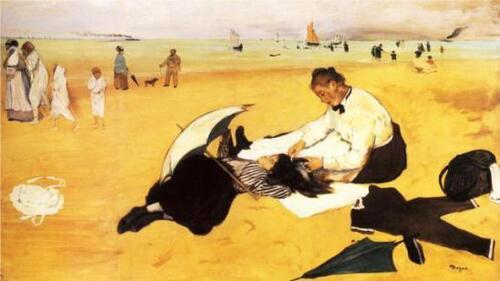 06 - Les impressionnistes français