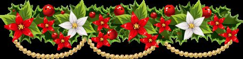 Guirlande de Noël etc 4