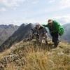 Au sommet du pic de Cumiadères (2623 m)