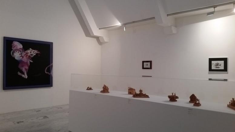 MARSEILLE - Mamiekéké et son Cricri d' amour au Musée .