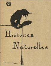 Jules Renard - Histoires naturelles, illustrées par Toulouse-Lautrec