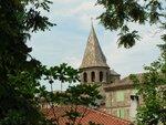 L'église de Monesties