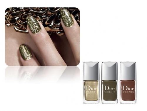 Avant-goût des collections d'automne avec Dior
