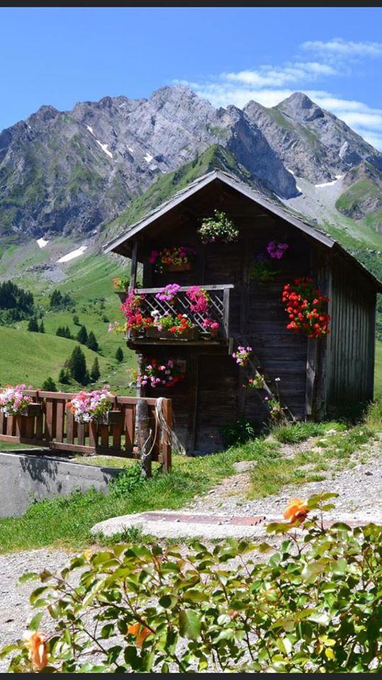 Bon week end - Aravis en Haute Savoie