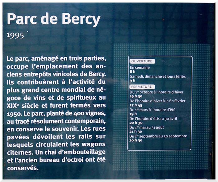 De la Bibliothèque François Mitterrand à Bercy 2/2