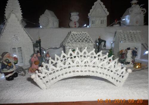Le petit pont de Marlyse