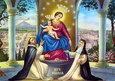 Prière : Les 15 samedis de la Reine du Rosaire de Pompeï