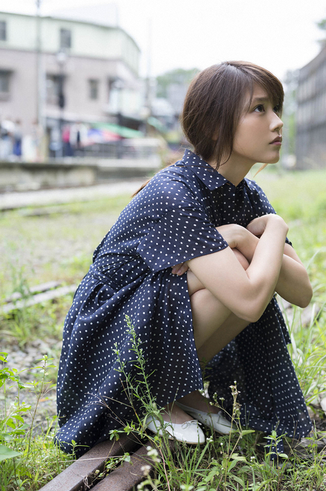 WEB Gravure : ( [WPB-net] - |No.190| Kasumi Arimura : あなたを、探して。/Looking, something. )