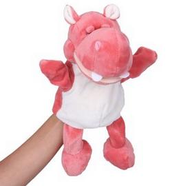 Un hippopotame comme mascotte