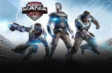 Shoot Mania, un jeu peu connu.