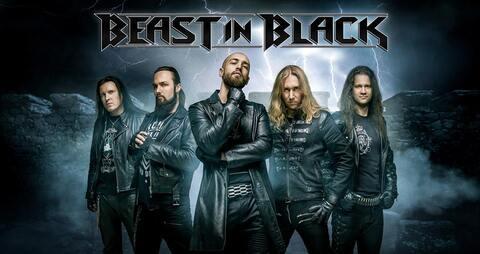 BEAST IN BLACK - Un nouvel extrait du premier album dévoilé