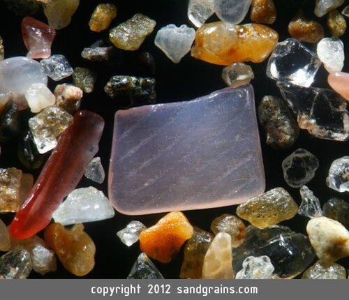 Magie dans un grain de sable