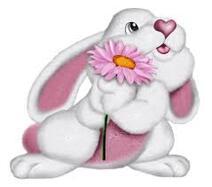 Le lapin de Pâques ...