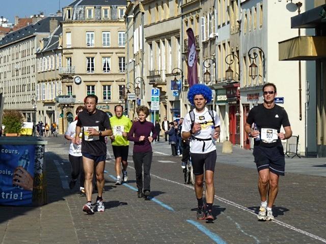 Marathon de Metz - Marc de Metz - 75 2011