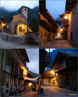 Haute Ubaye, Valle Varaita... et Queyras