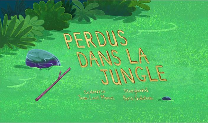 Zig & Sharko - 2x43 - Perdus dans la jungle