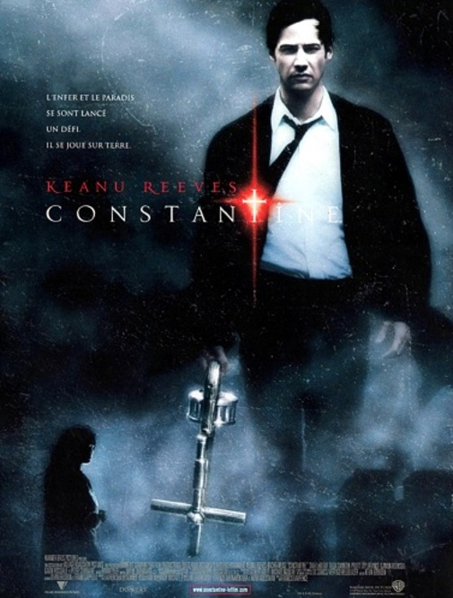 CONSTANTINE BOX OFFICE FRANCE 2005