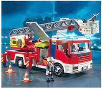 Le pompier Nicolas