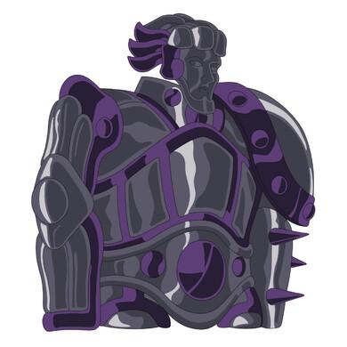 XVII - Armure d'Heracles (Hercules Cloth)