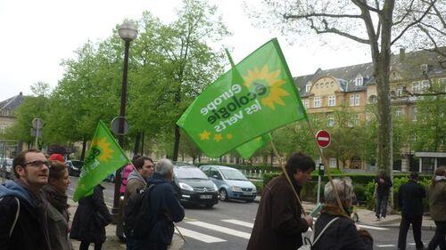 Gauche et extrême gauche tous ensemble à Metz