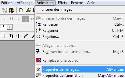Animation Médaillon