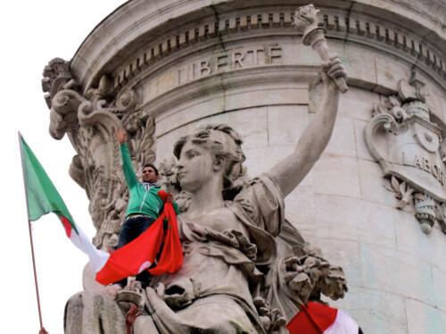 République manifestation Egypte Algerie 7458 (1)