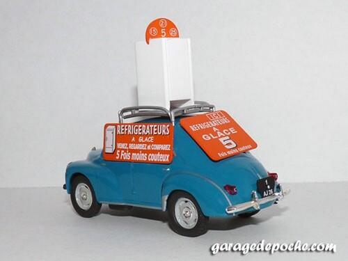 4cv Publicité Réfrigérateur