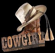 Tutoriel Scrap de Mumu - Cowgirls