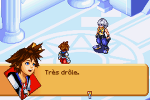 KH : Chain of Memories - Chapitre 8 - Atlantica