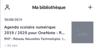 Elocance : lire avec ses oreilles (IOS / Android)