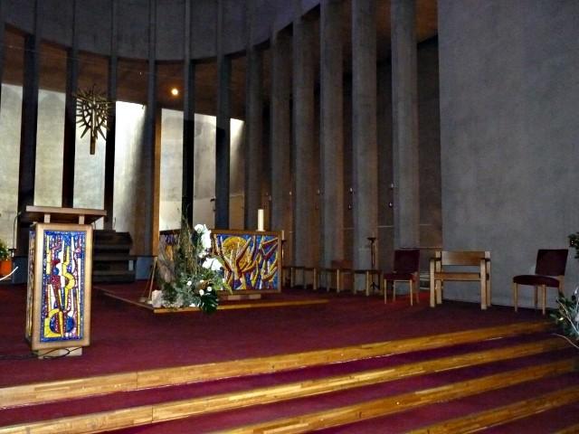 Eglise Sainte-Thérèse Metz 22 02 01 2010