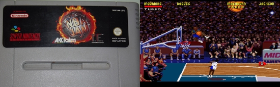 NBA Jam TE Edition
