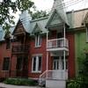 Canada 2016 : maisons du quartier culturel de Montréal