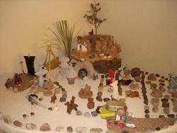 ROSSIE J.P. et les jouets d'Afrique du Nord et du Sahara