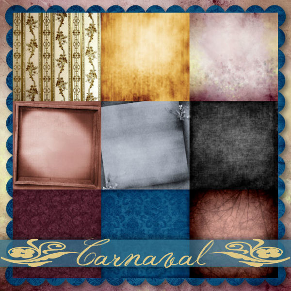 """Carnaval"" by Scrap'Angie"