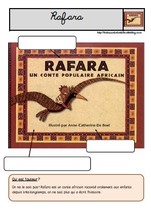 Rafara (en cours de construction...)