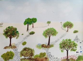 Les arbres me parlent, dit Idir