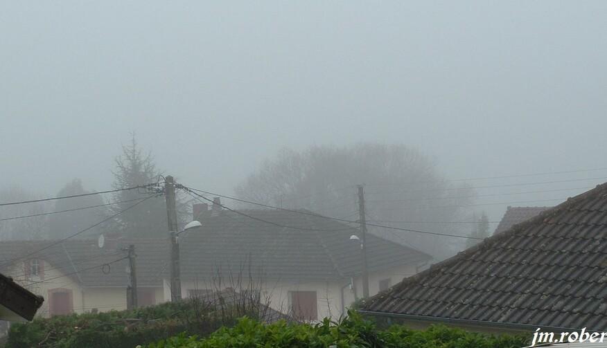 L'envers du décor: Quand le brouillard s'en méle