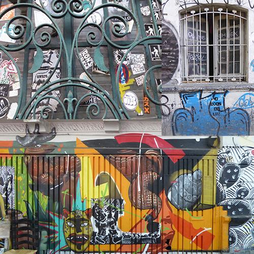 JARDIN DES DÉLICES BOSCO CHOUIN-ART / SQUARE FARCE DE L'ART - 5