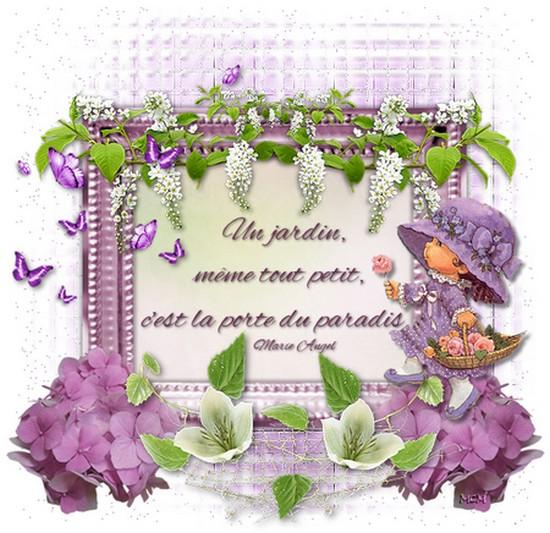 """Un peu d'histoire """"le jardin"""" ..."""