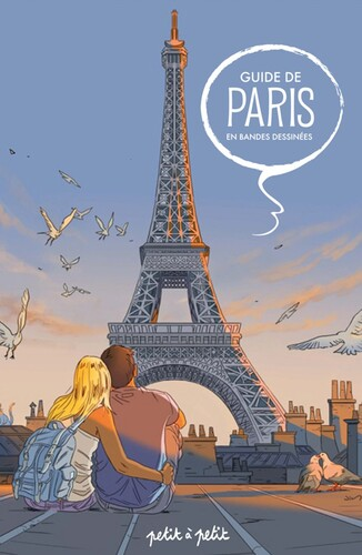 Paris en bandes dessinées